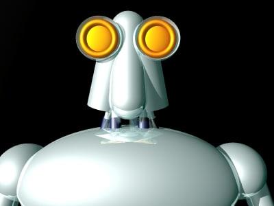 bryce robot