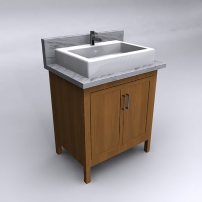 bathroom vanity max