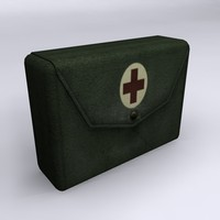 Military First Aid Kit