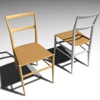 superleggera chair 3ds