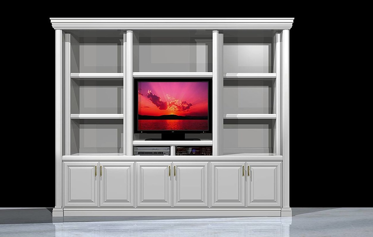 cabinets 3d model
