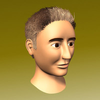 human head max