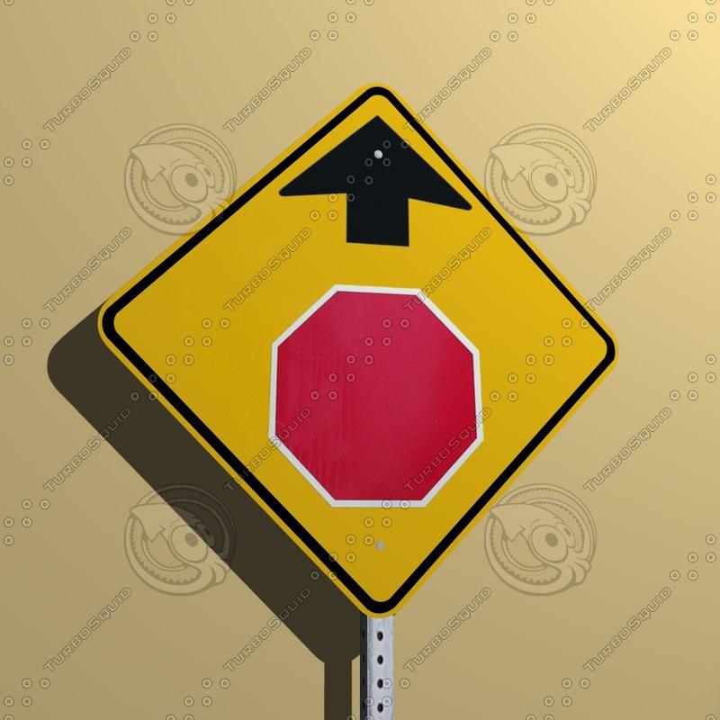3d stop ahead model