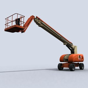 cherry picker 1 3d model