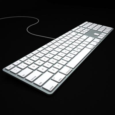 apple mac keyboard wired 3ds