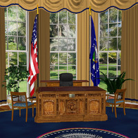 Oval Office Chamber
