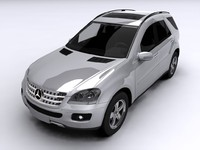 Mercedes ML class SUV