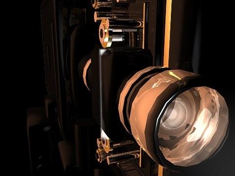 motion projector 3d c4d
