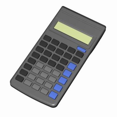 scientific calculator max