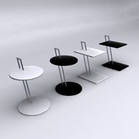 maya eileen gray tables
