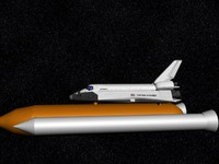 shuttle tank boosters max