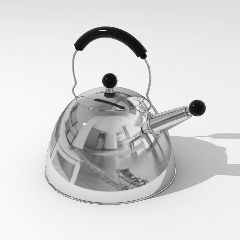 kettle kitchen interior max
