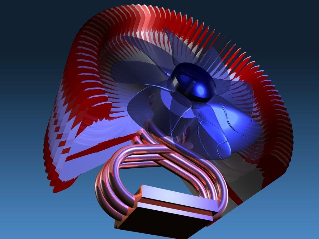 3d cooler zelman cnps9500