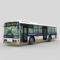 Mitsubishi Fusou Aero Star (Keio Bus)