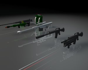 Weapon  pack