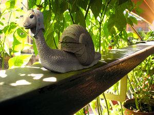 character snail max