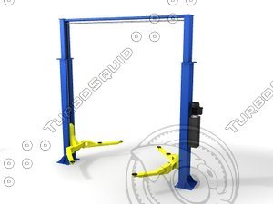 3d vehicle lift