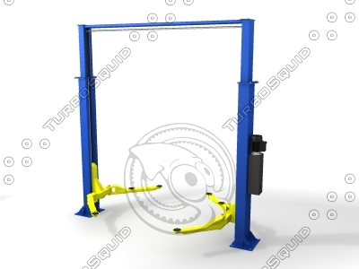 3d vehicle lift