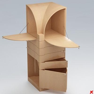 3d model bureau