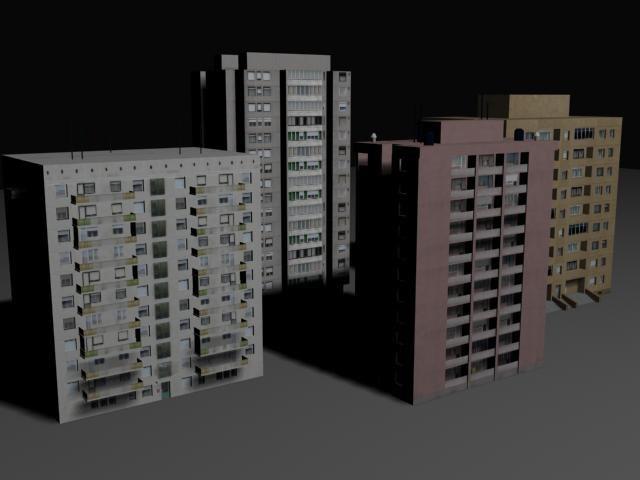 3d block