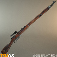 3d mosin nagant m930 model