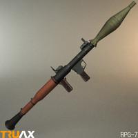 Soviet RPG-7