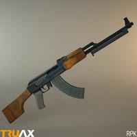 rpk 3d model