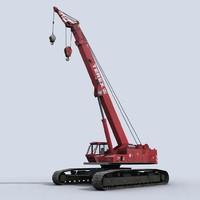 Crawler Crane 1