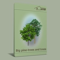 Big Trees Pinus 3ds.rar