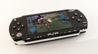 3d sony playstation portable