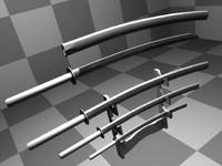 maya katana sword