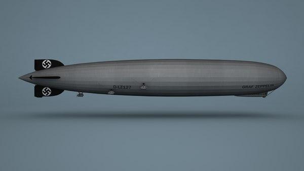 lwo lz-127 graf zeppelin