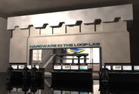 Computer Flight Simulator Lab