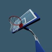 maya basketball goal