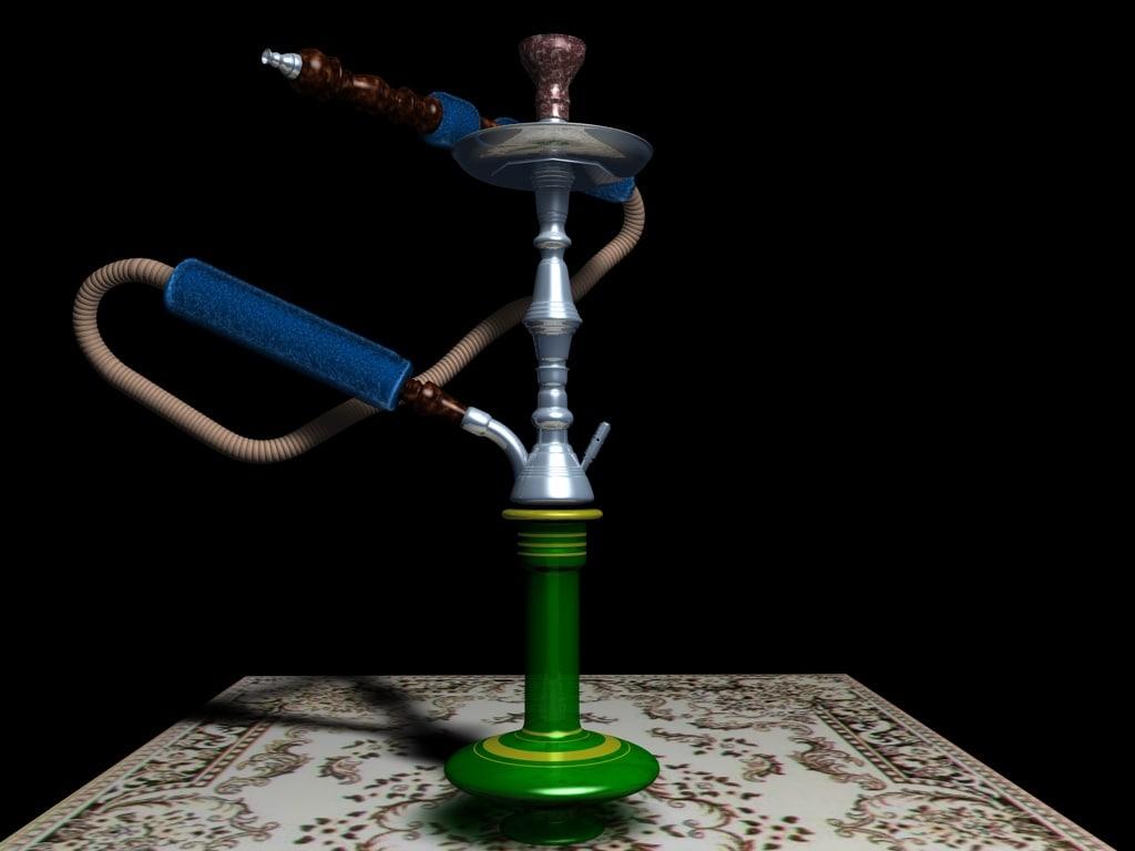 water pipe 3d c4d