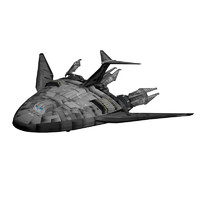 3ds shuttle babylon