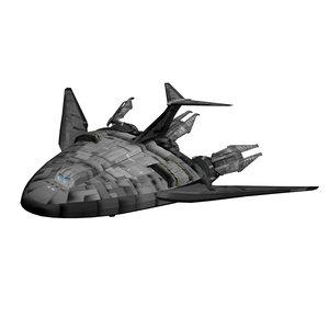 3ds shuttle babylon