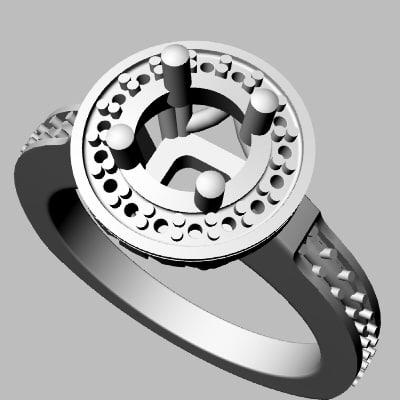 wedding band jewel 3dm