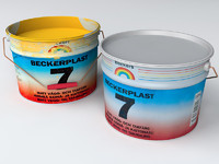 Paint-buckets
