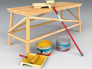 painting toolware rollers buckets max