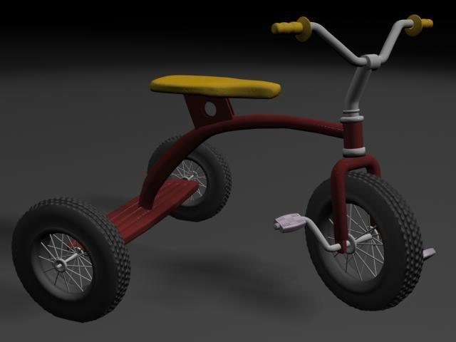 tricycle max free
