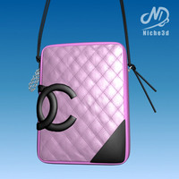 Designer Bag - Chanel Ligne Pink Medium