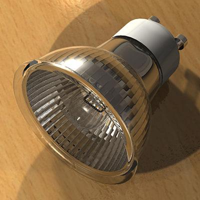 lightwave halogen lamp light bulb