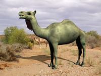 Camel(Lightwave).lwo