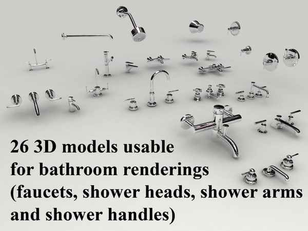 bathroom faucets shower max