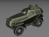 ww2 armored car max