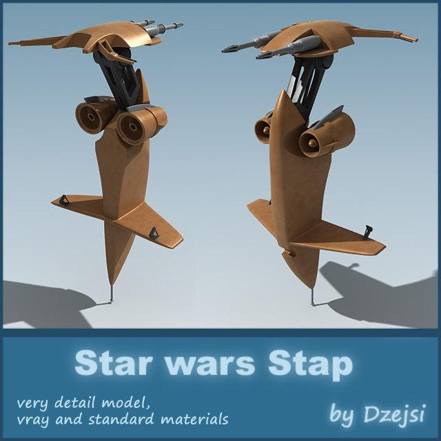 stap star wars max
