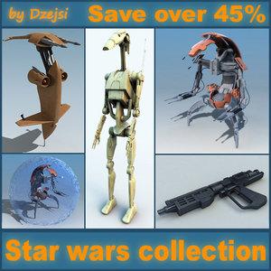 3d max star wars