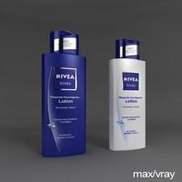 3d nivea body lotion