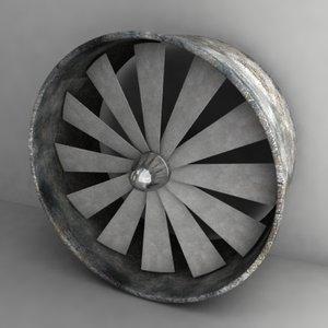 3d big fan